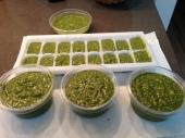 Freezer Pesto