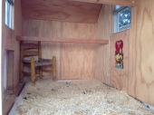 Coop interior