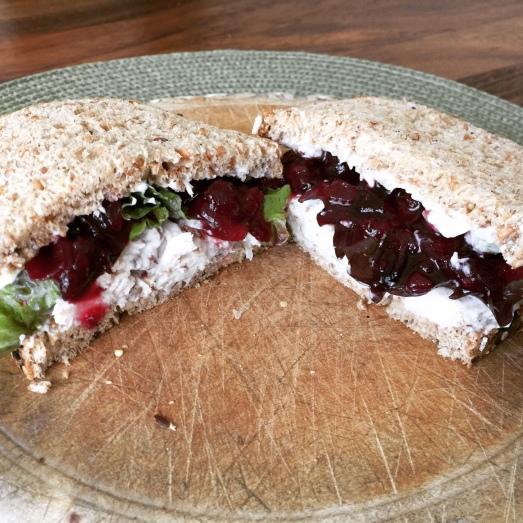 TurkeyCranberrySandwich